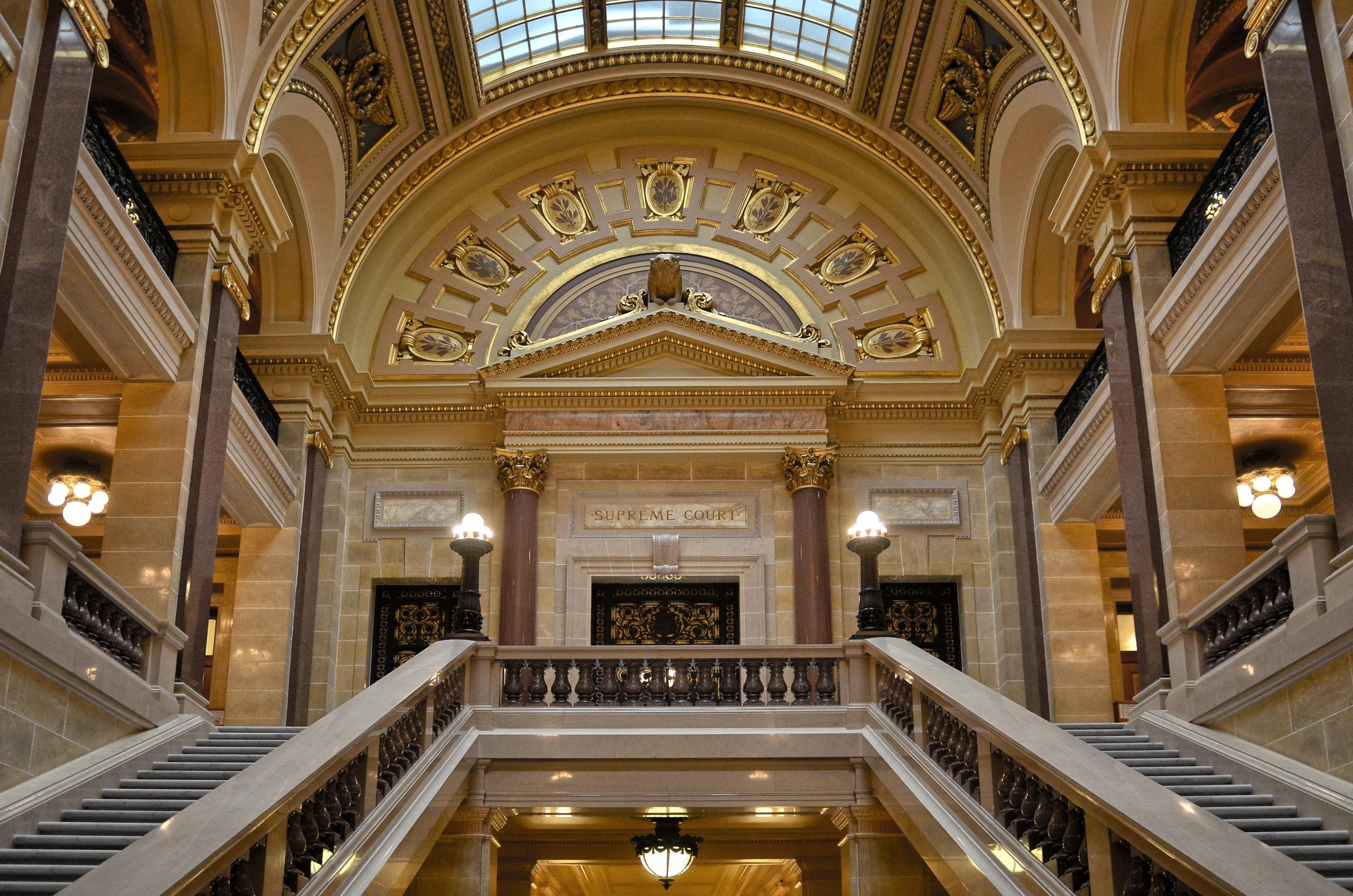 "Wisconsin Supreme Court Rules Dane County Public Health's School Closure  Order ""Unlawful, Unenforceable"" | MacIver Institute"